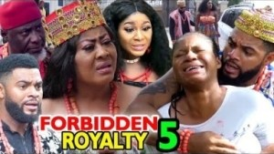 Forbidden Royalty Season 5 - 2019